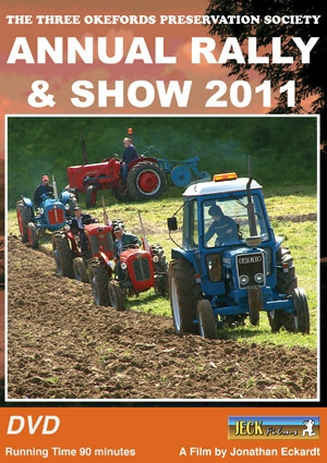 The Three Okefords Annual Rally & Show DVD 2011